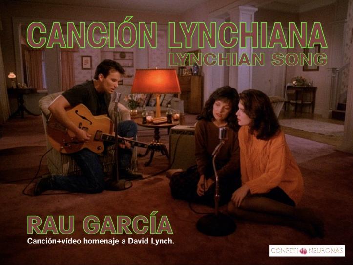 Portada Canción lynchiana