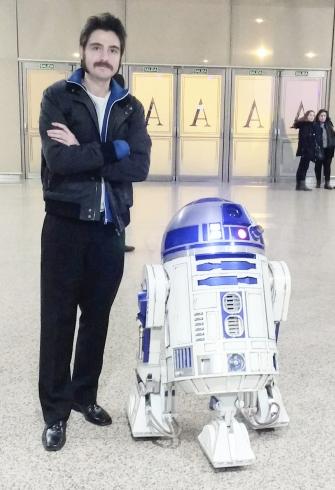Rau Skywalker y R2D2 II
