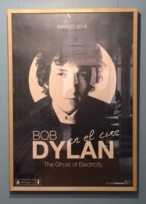 Bob Dylan en la Filmoteca Española OK